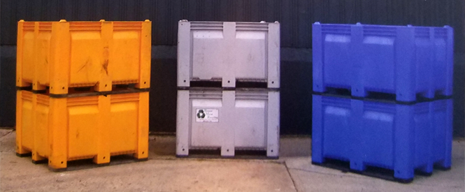 Recycling Totes
